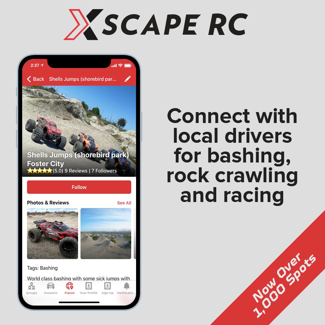xScape RC App