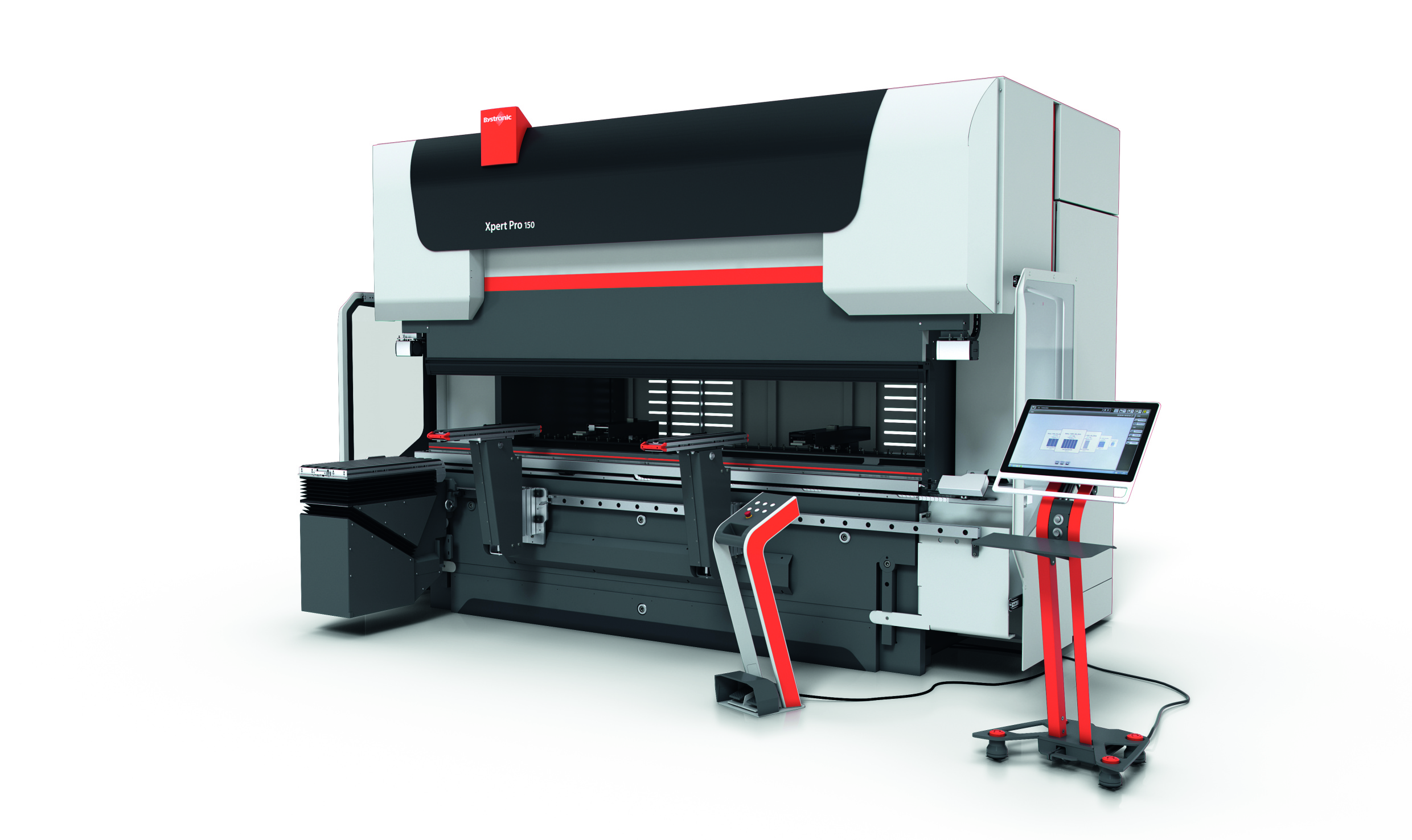 Xpert Pro Hydraulic Press Brake
