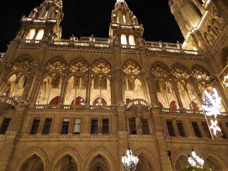 В Вене, в уютной душевной Вене