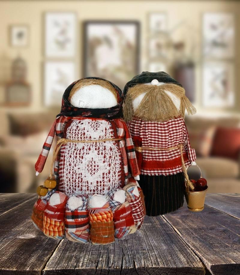 """Кукла """"Зерновушка"""""""