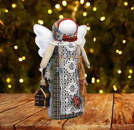 """Кукла """"Рождественский Ангел"""""""