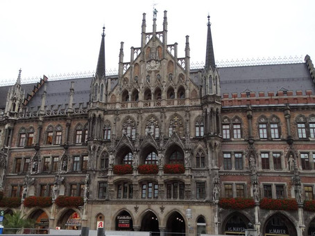 Исторические кварталы Мюнхена