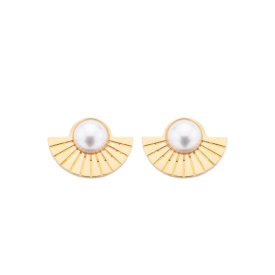 SDP - EA31 - Emy studs pearl earrings