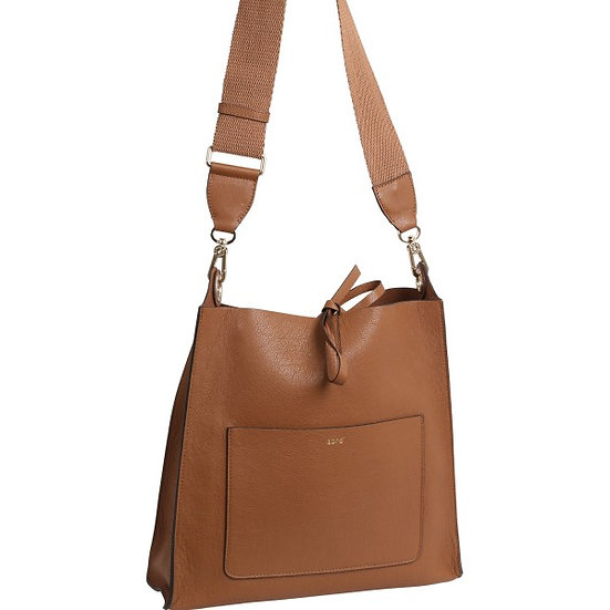 Abro - Cross body bag RAQUEL caramel