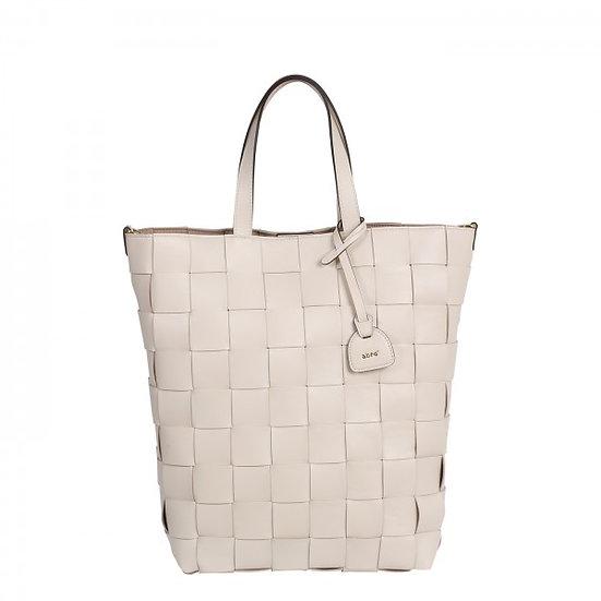 Shopper CHESSBOARD  ivory 29366-56