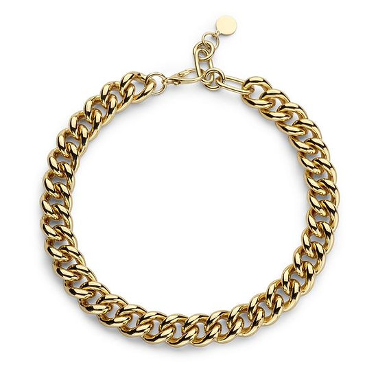 SDP - CHA7 - GOURMET SMALL CHAIN GOLD