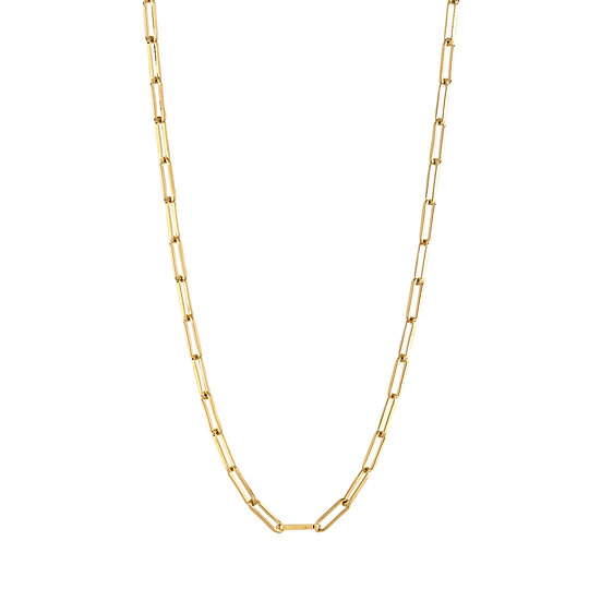 CHAH8 Link chain small gold
