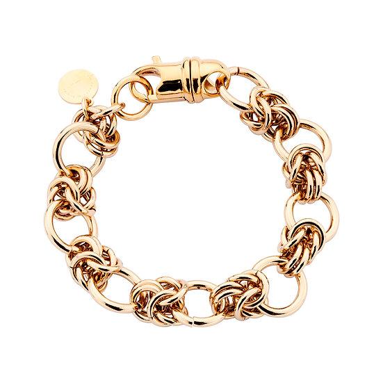 SDP - Nicole gold chain bracelet
