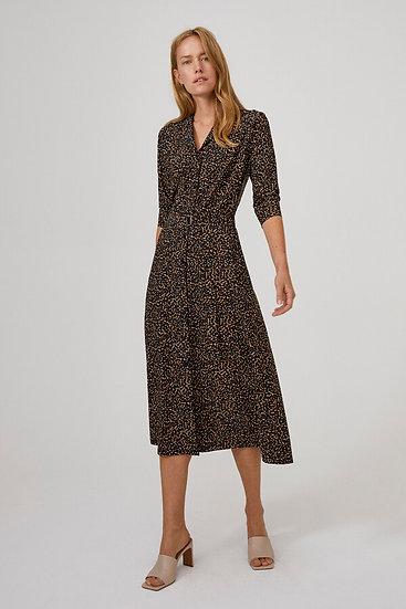 TRVL DRSS -  Soft Print Shirt Dress