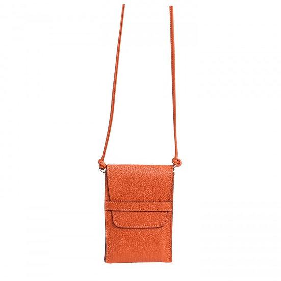 Abro - mobile phone bag CAMILLA  orange