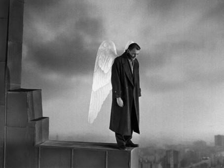 El ángel que quería vivir: El cielo sobre Berlín, de Wim Wenders .