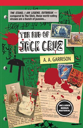 End of Jack Cruz