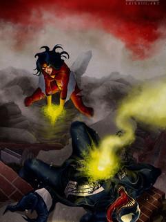 Spider-Woman-vs-Venon-by-Antipus.jpg