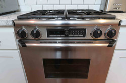 Stainless Stove/Oven
