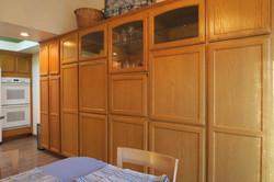 10238 Alexandria built-in cabinets