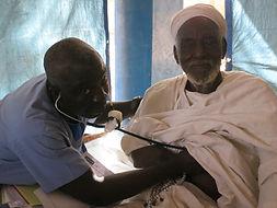 Medical outreach in Nigeria