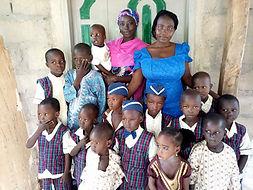 Clean water pump in Nigeria