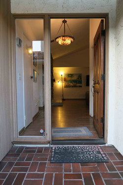 10238 Alexandria front door