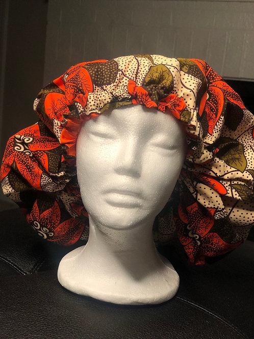Autumn Orange Headwrap