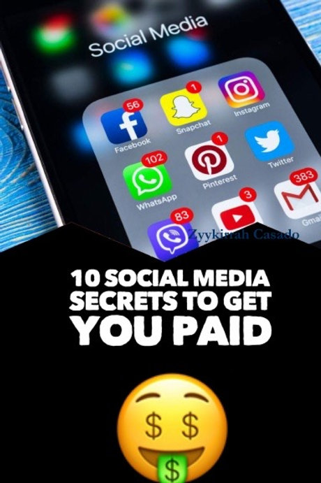 10 Social Secrets That'll Get You Paid
