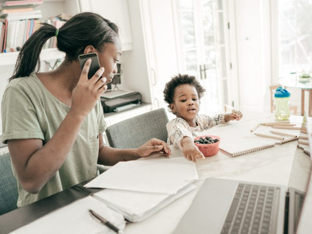 How to you Run a Business Home w/ Small Kids