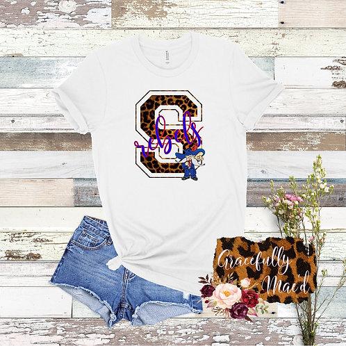 Silo Rebels - Leopard - Silo - Oklahoma