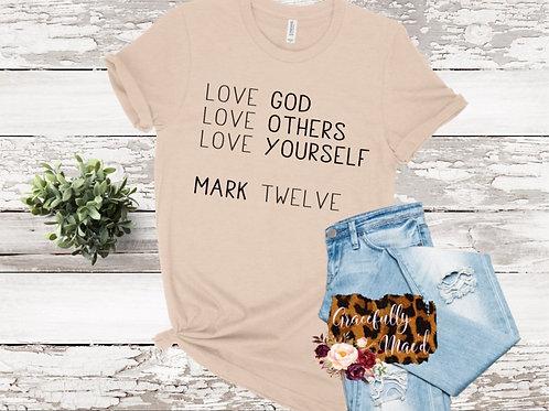 Mark Twelve