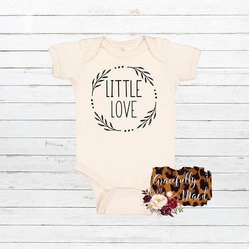 Little Love Onesie