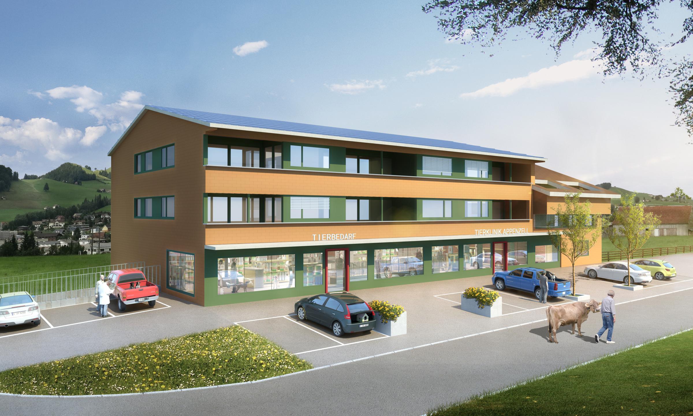 Tierklinik Appenzell