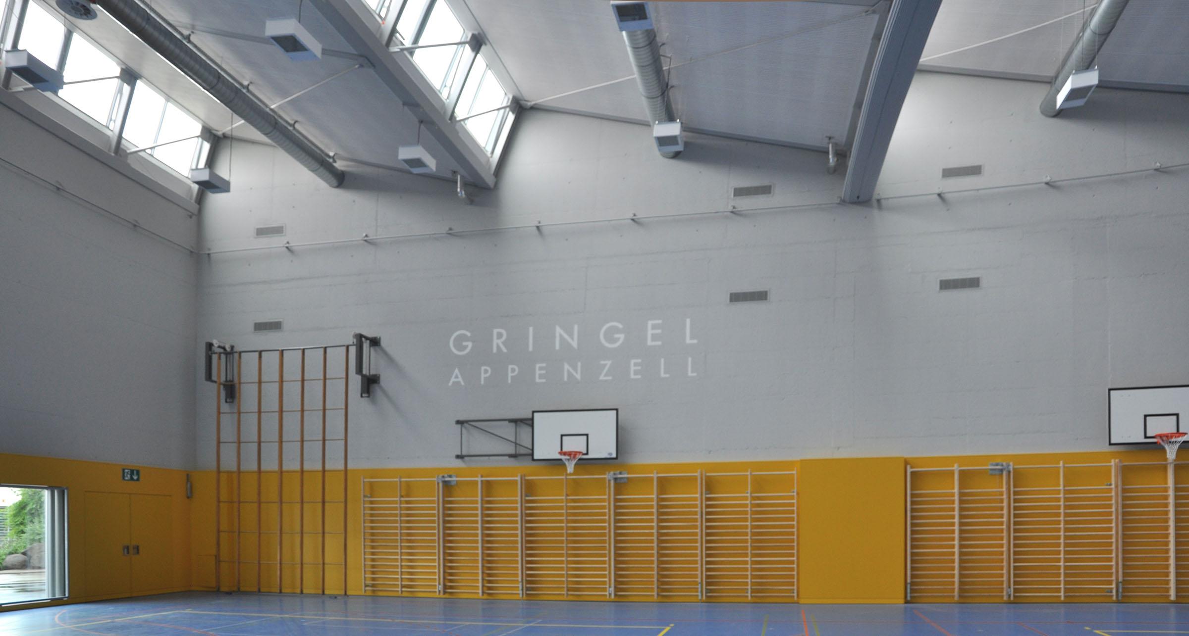 neue Turnhalle