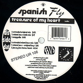 Treasure Of My Heart | Spanish Fly