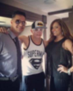 Johnny O, Aki Starr, Cynthia