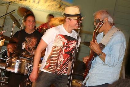 Aki Starr & Jorge Santana