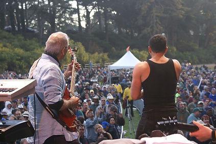 Jorge Santana & Aki Starr