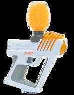 Gel Blaster SURGE Orange Right Logo View