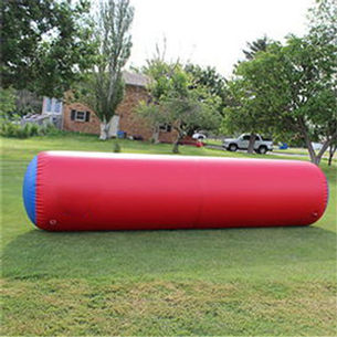 Inflatable-beam-paintball-bunker-outdoor