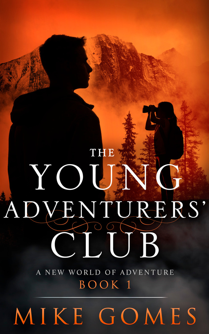 The Young Adventurers Club Volume 1