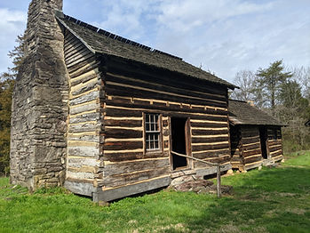 Marble Springs State Historic Site John Sevier's Cabin Home