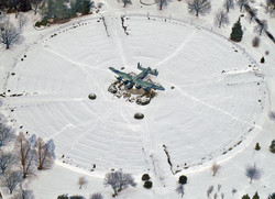 Aerial view Jan 2005
