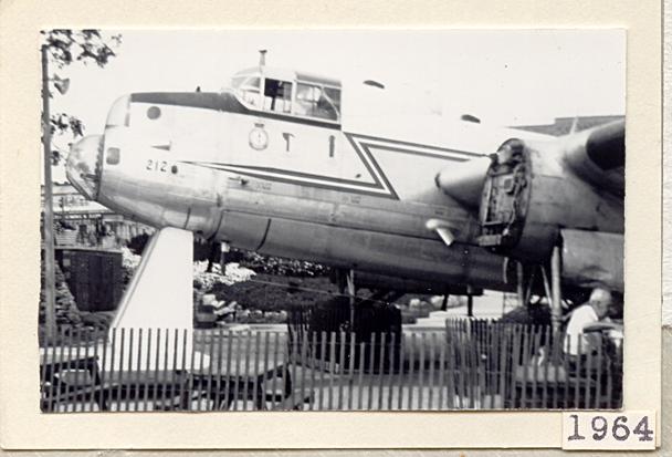 Dieppe Park 1964