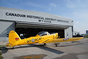 Canadian Historical Aircraft Association, CH2A, Lancaster FM212, Mosquito KB161, #7 E.F.T.S., Yellow Birds