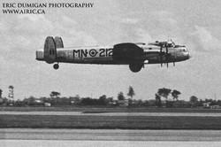 Circa 1960 taking off