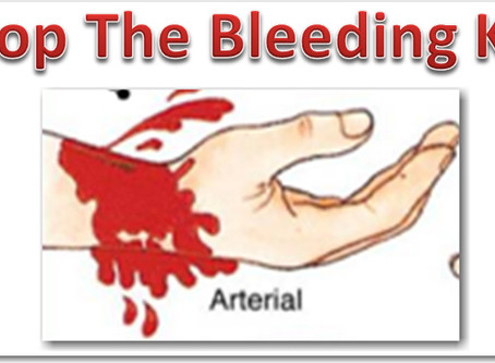 How to make a Stop the Bleeding Kit!