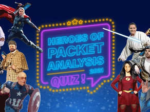 Packet Heroes Quiz - September Challenge Question!
