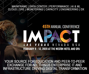 Join CMG-Computer Measurement Group - the Digital Transformation Association - in fabulous Las Vegas