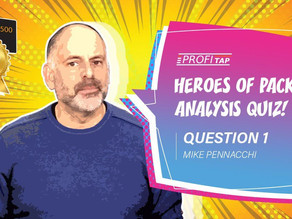 ProfiTAP's Annual Challenge the Heroes of Packet Analysis Quiz!