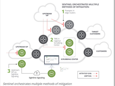 Free Webinar - The Increasing Need for Orchestrated Mitigation of Complex DDoS Attacks!