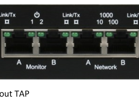 What is a Network TAP and Why do we care?