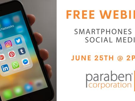 Free Webinar- Investigation Value of Smartphones and Social Media!