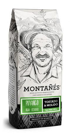 Café Montañés PUYANGO